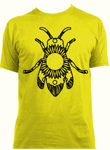 Yellowjacket Hot Summer Mandala Designs