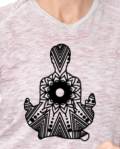 Yoga Mandala Animal SVG