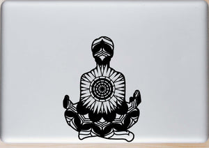 Yoga Mandala Animals SVG