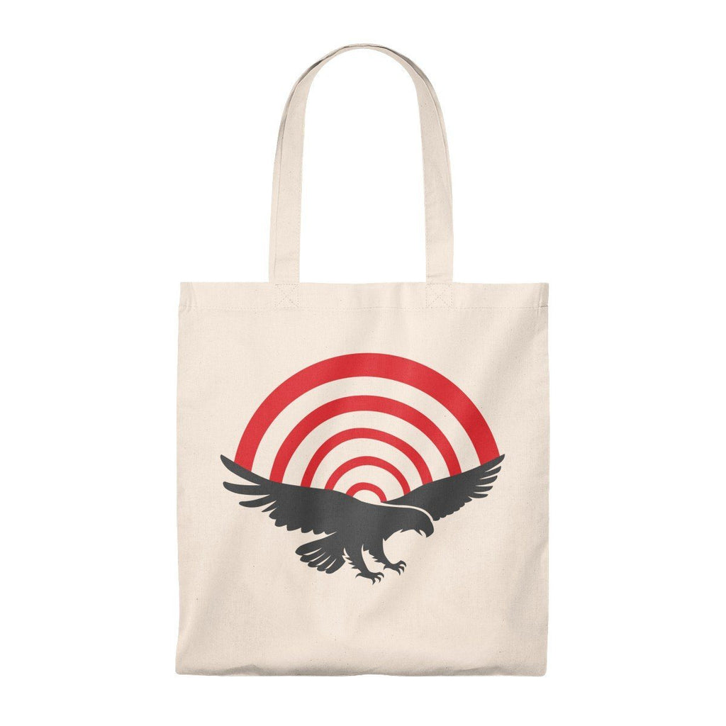 PatriotHole Light Weight Tote Natural/Natural / Small from The Onion Store