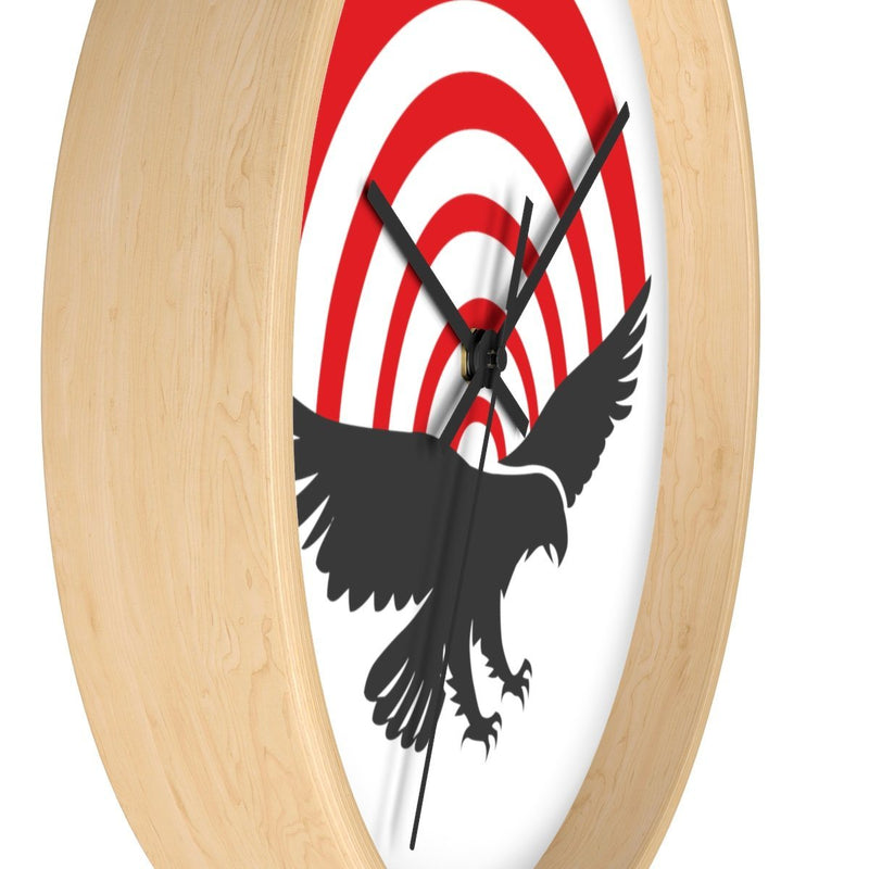 PatriotHole Wall clock  from The Onion Store