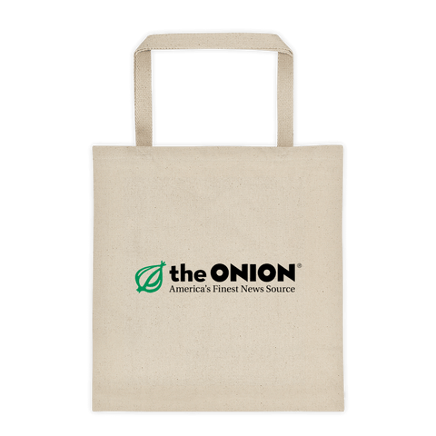 ClickHole Heavy Weight Canvas Tote Bag