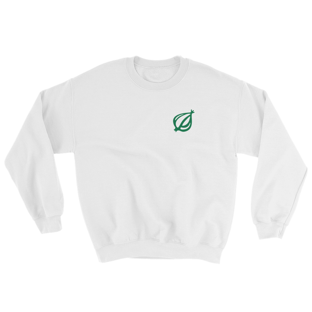 America's Finest Crewneck Sweatshirt White / 5XL from The Onion Store