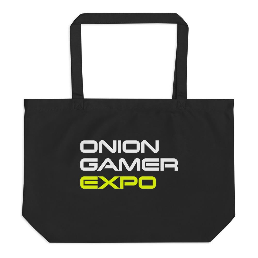 Onion Gamer Expo Tote Bag