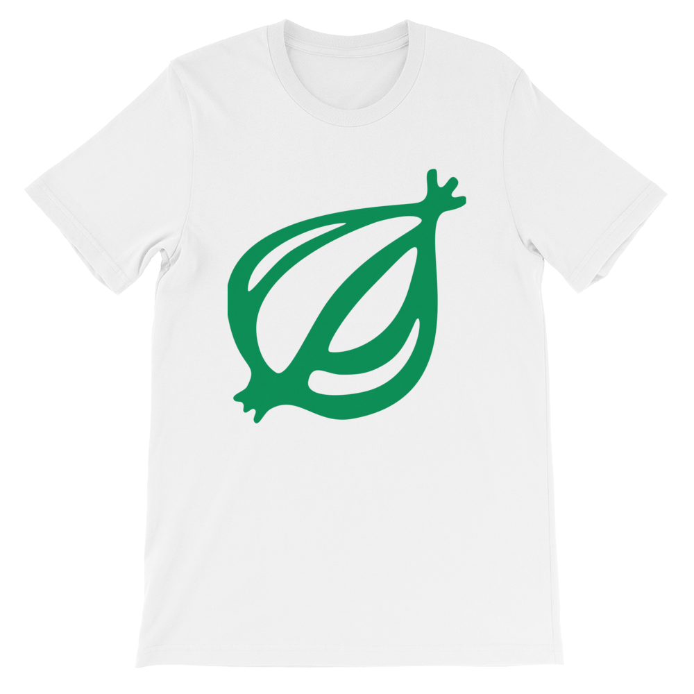 The Onion's 'Oversized Dingbat' T-Shirt White / 4XL from The Onion Store