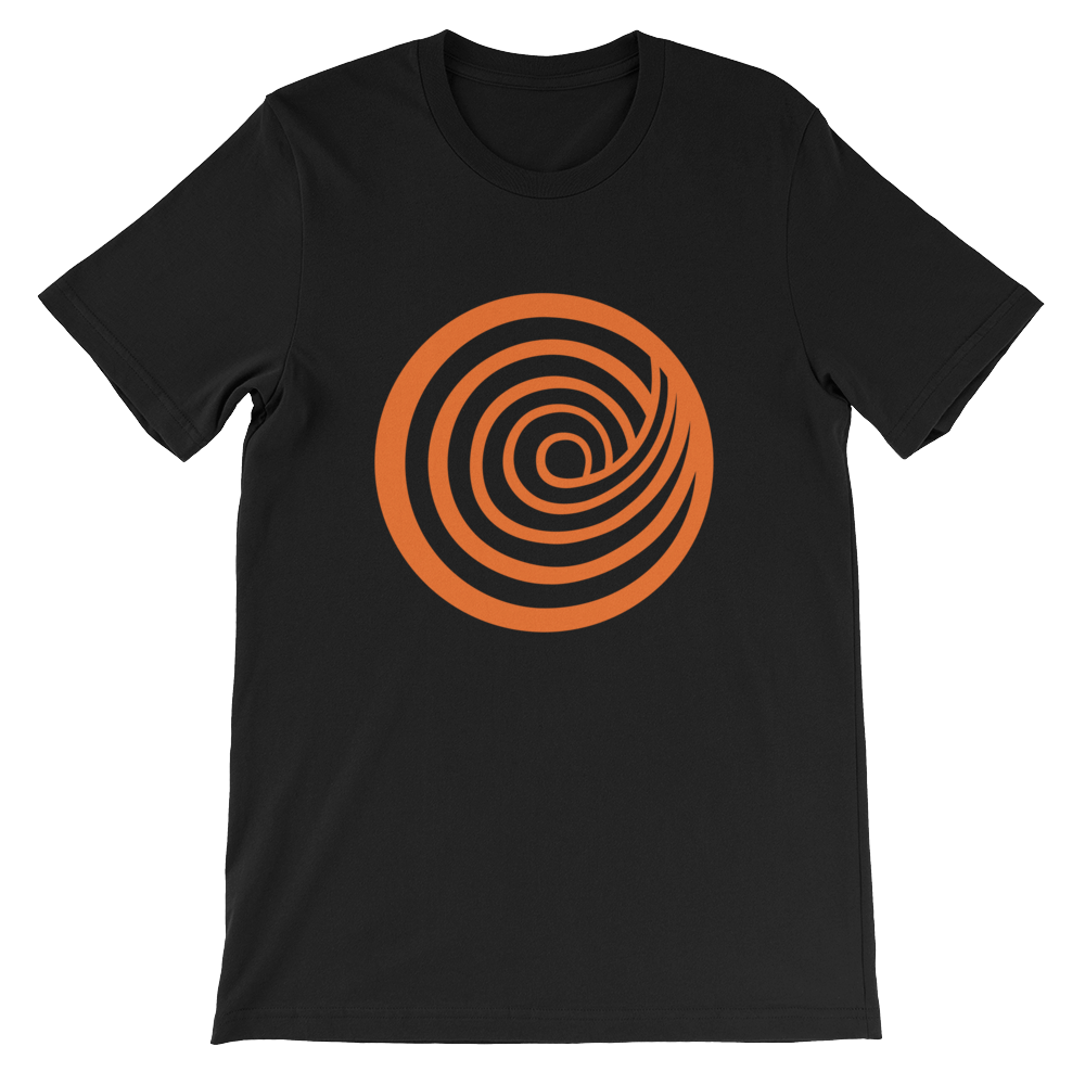 Giant ClickHole Swirl T-Shirt Black / 4XL from The Onion Store