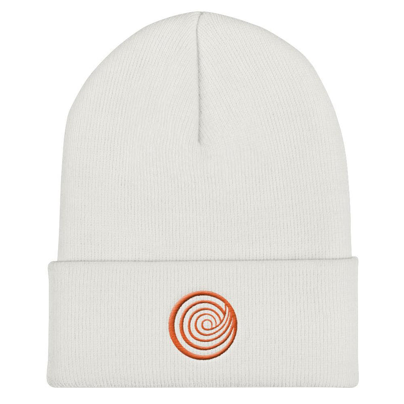 ClickHole Swirl Beanie White from The Onion Store