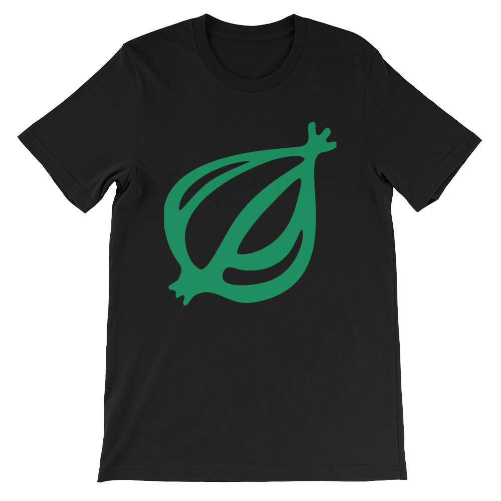 The Onion's 'Oversized Dingbat' T-Shirt Black / 4XL from The Onion Store