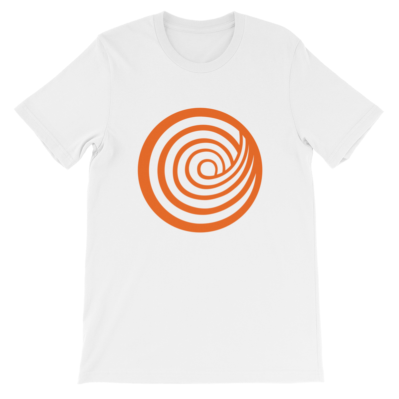 Giant ClickHole Swirl T-Shirt White / 4XL from The Onion Store