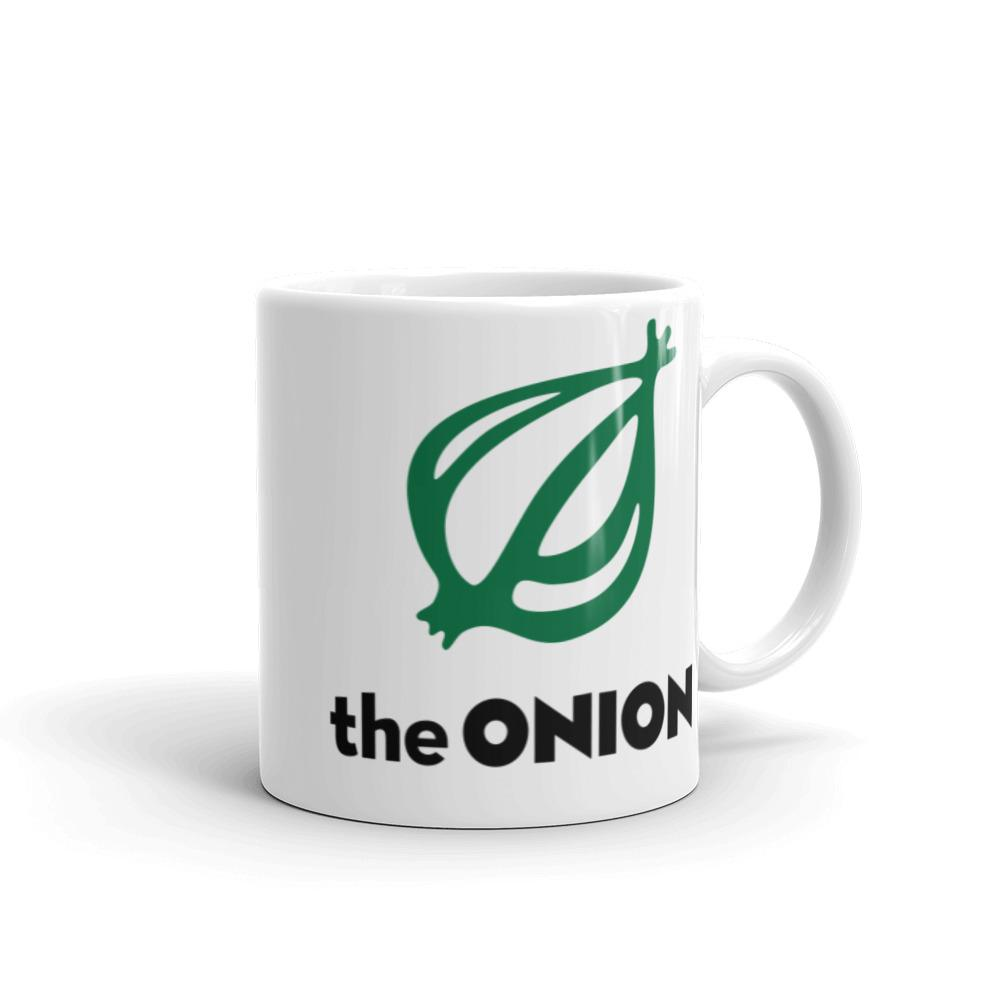 The Onion's 'It Only Tuesday' Coffee Mug