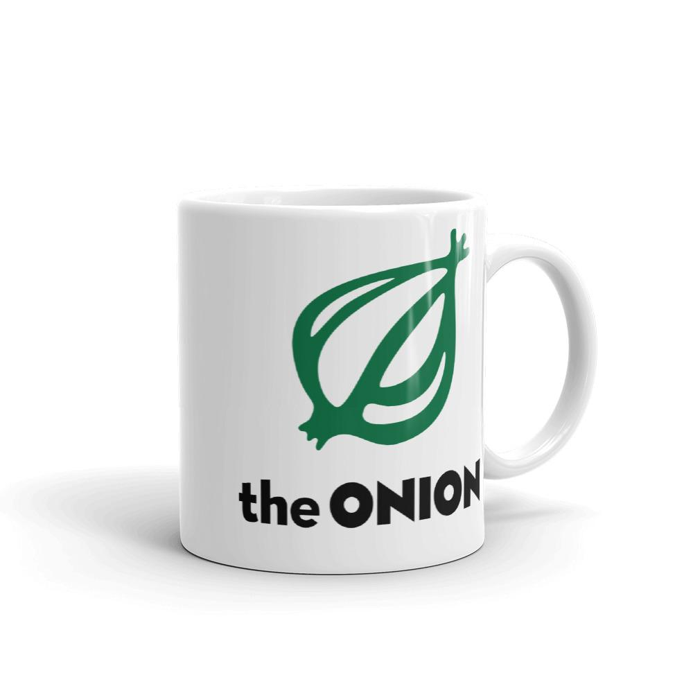 The Onion's 'I Often Make Light Of My Chemical Dependence' Coffee Mug