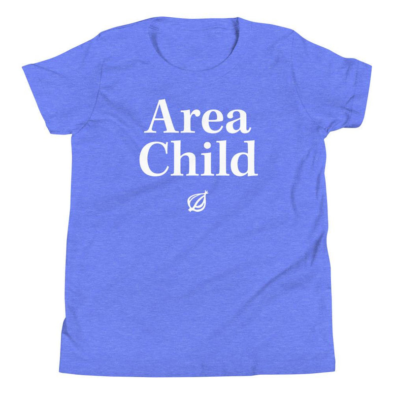 Area Child Headline Youth T-Shirt