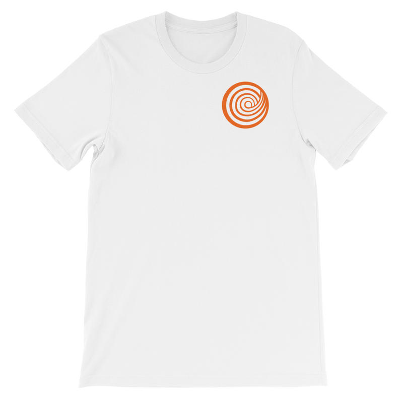 The ClickHole Swirl T-Shirt White / 4XL from The Onion Store