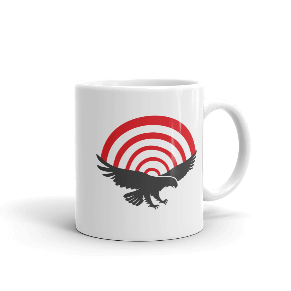PatriotHole Logo Coffee Mug Default Title from The Onion Store