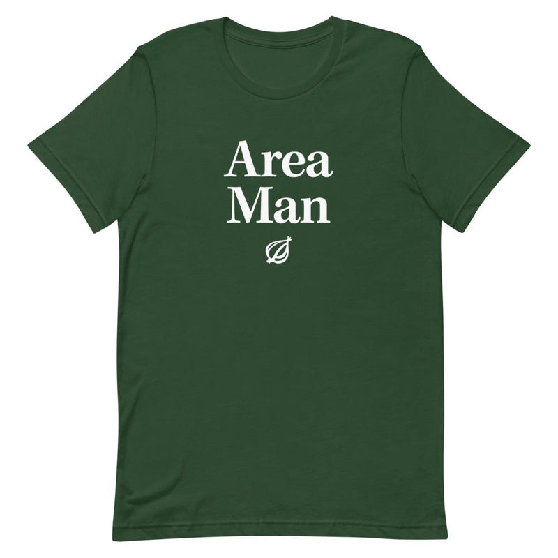Area Man Headline T-Shirt