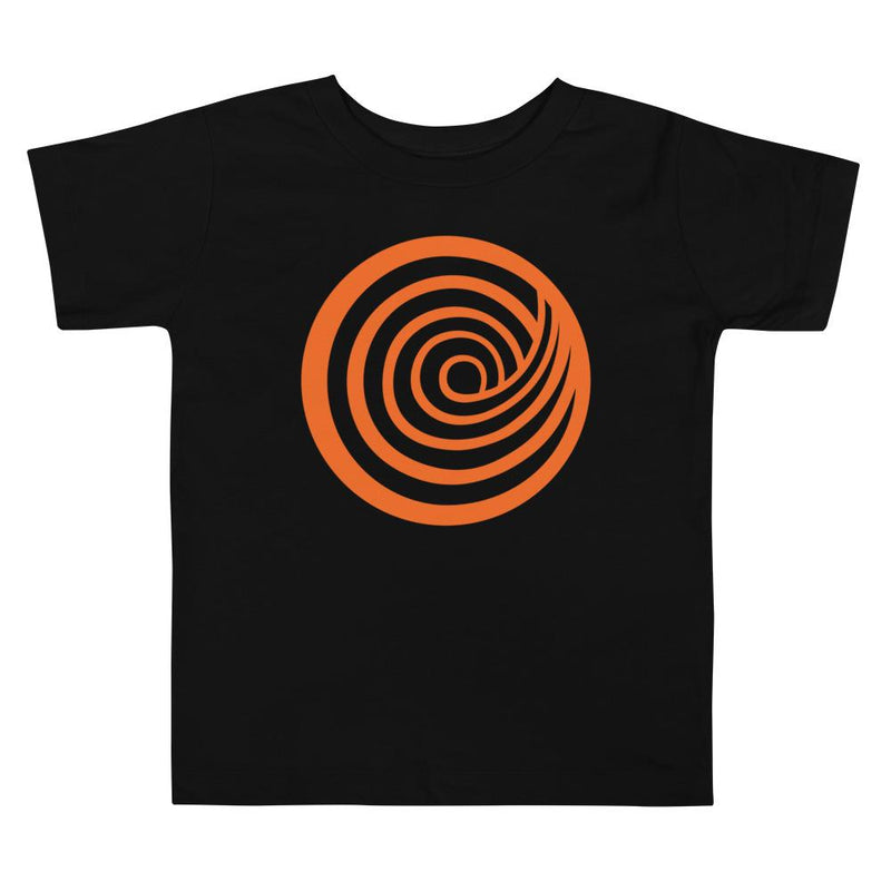 ClickHole Swirl Toddler T-Shirt Black / 5T from The Onion Store