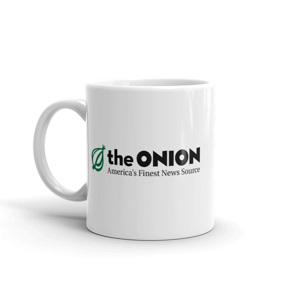 America's Favorite Coffee Mug from The Onion