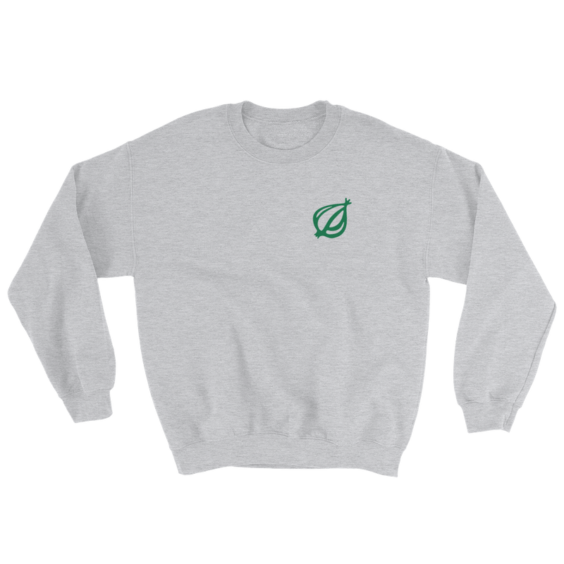 America's Finest Crewneck Sweatshirt Sport Grey / 5XL from The Onion Store