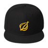 America's Finest Baseball Hat Black / Gold from The Onion Store