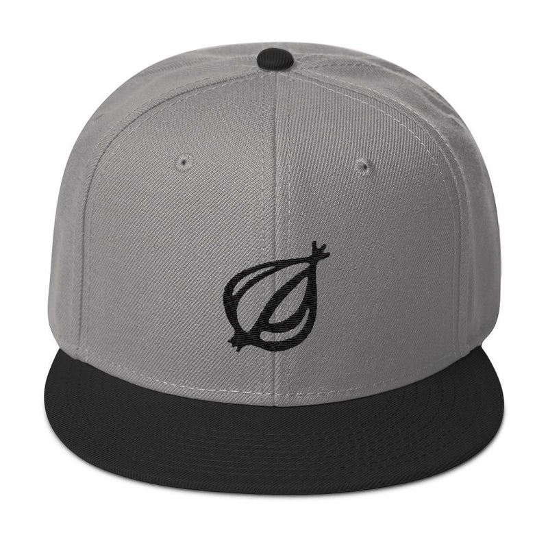 America's Finest Baseball Hat Black / Gray from The Onion Store