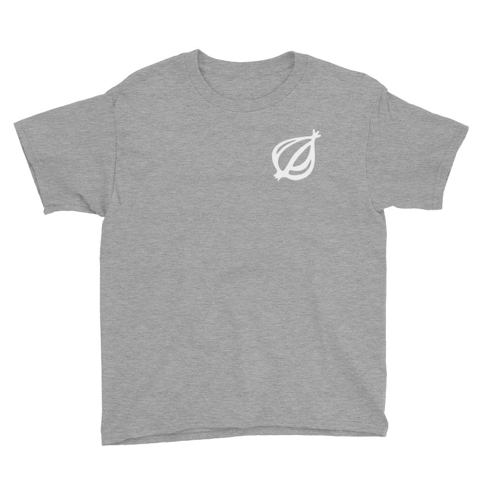 America's Finest Kid's T-Shirt Heather Grey / XL from The Onion Store