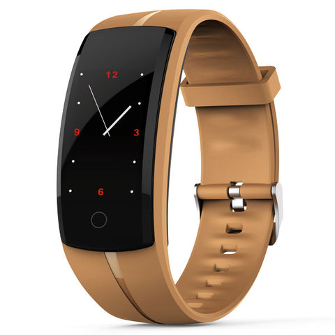 OLED Heart Rate Smart Watch