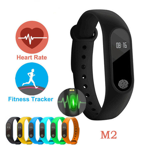 Waterproof Sport Heart Rate Smart-Band
