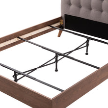 Adjustable Center Support System Bed Frame