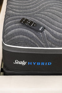 Sealy Hybrid Silver Chill Firm