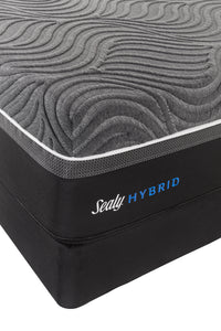 Sealy Hybrid Silver Chill Plush