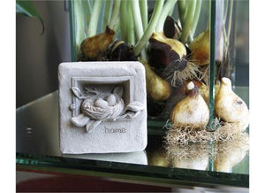 MINI HOME (NEST) PLAQUE/STATUE