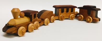 Mini Train Set