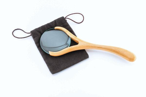 Maple Magnifying Glass