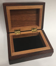 Load image into Gallery viewer, Box, Cocobolo 5X4X2