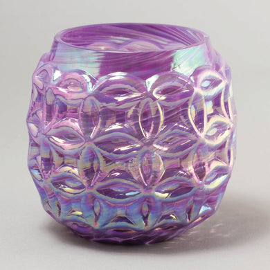 Sea Haven Votive in Lavender