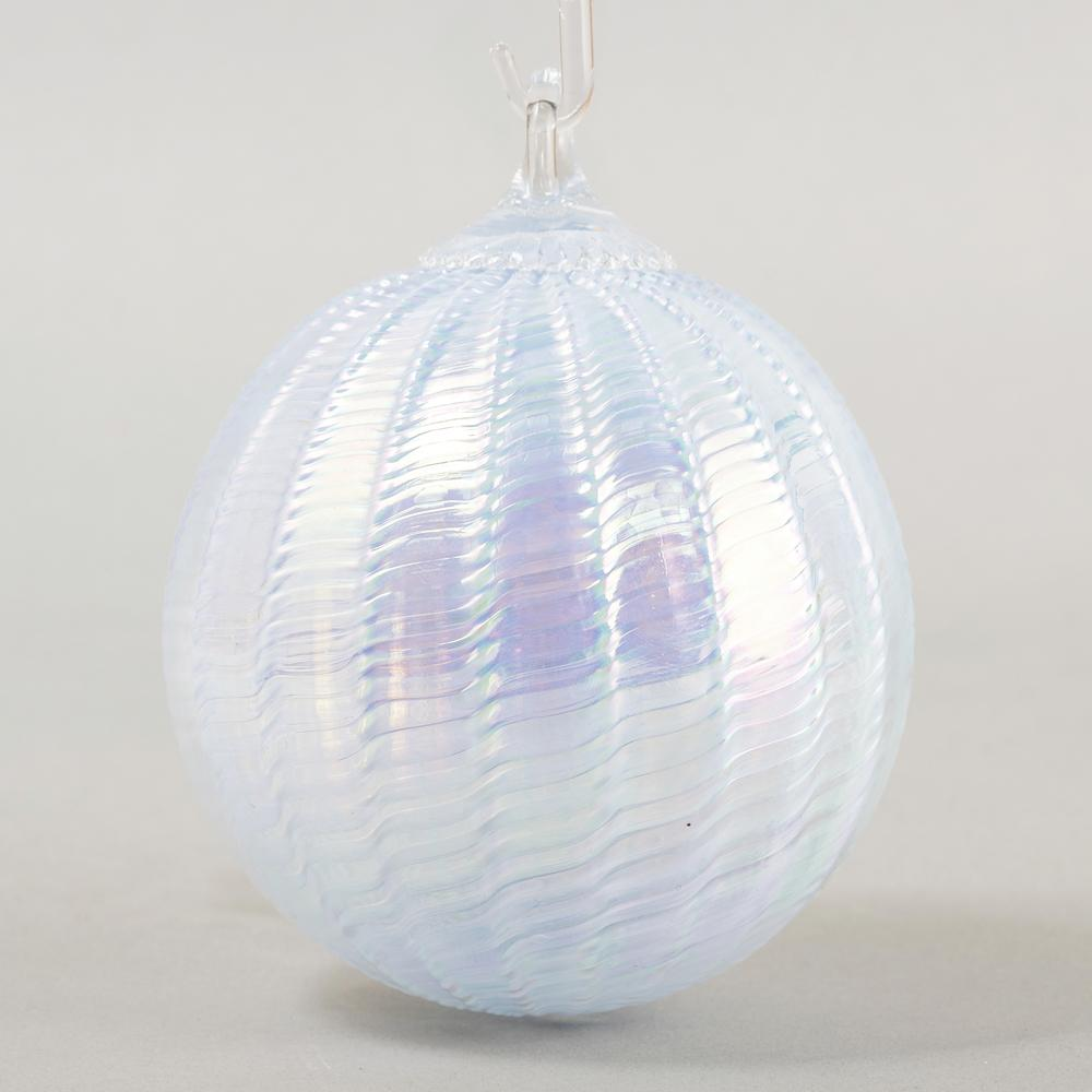 Blue Frost Ornament