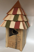 Load image into Gallery viewer, Vintage Gatehouse Birdhouse