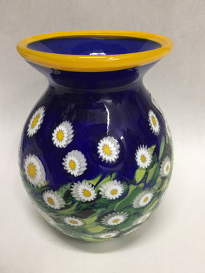 Blue Sky Daisy Vase Mini