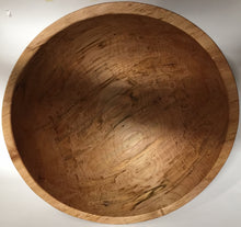 Load image into Gallery viewer, Large Figured Maple bowl