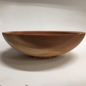 Wo Bowl With Feathering Design
