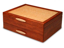 Load image into Gallery viewer, Cascade II Jewelry Box 1 Drawer