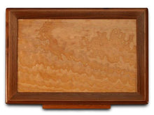 Load image into Gallery viewer, Wooden Valet Box of Walnut with a Tamo Ash Lid