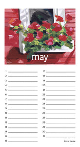 Dates To Celebrate Events Kate Libby Calendar Spiral Bound