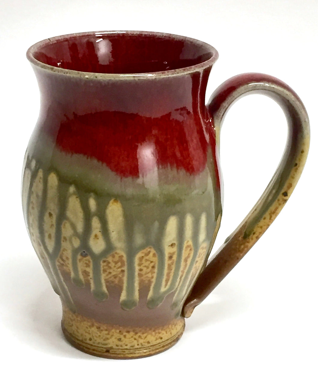 Mug, Coffee Red