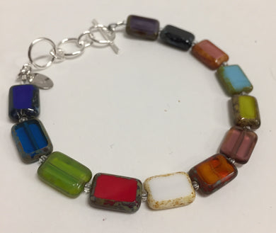 Bracelet Trilogy Rainbow