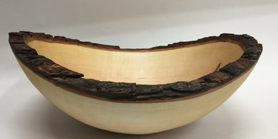 Maple Bark Bowl 14