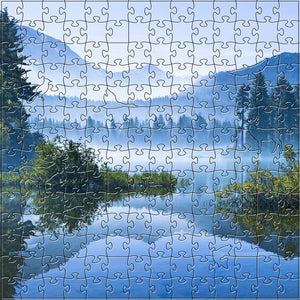Morning Mountain Mist Mediium Puzzle