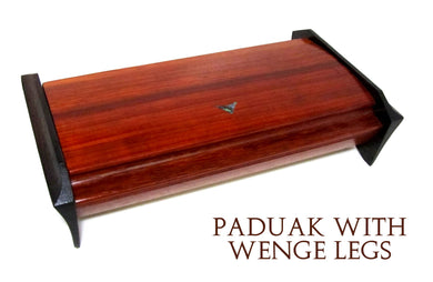 Desk Box Paduak w/Shell Inlay
