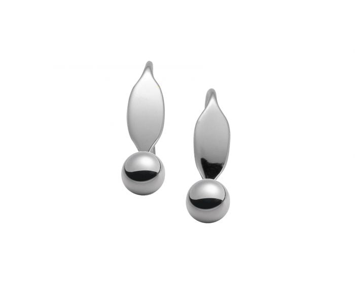 Sterling Silver La Petite Small Earring