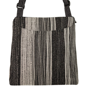 Spree Bag in Seedlings Black
